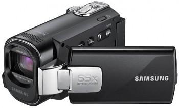 SAMSUNG SMX-F40 černá PAL, SDHC